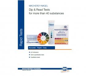 Catálogo Testes Rápidos - Macherey Nagel