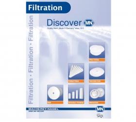 Catálogo Filtração - Macherey Nagel