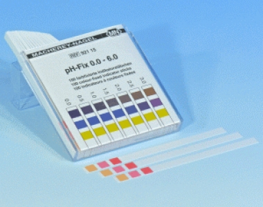 PH-FIX 0-6 C/100 TIRAS