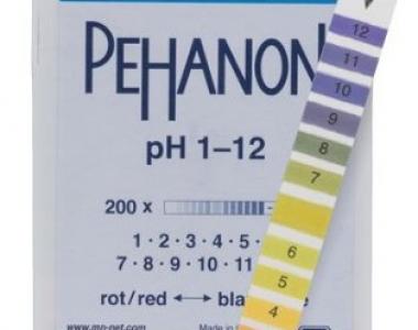 PEHANON 1-12 PH C/200 TIRAS